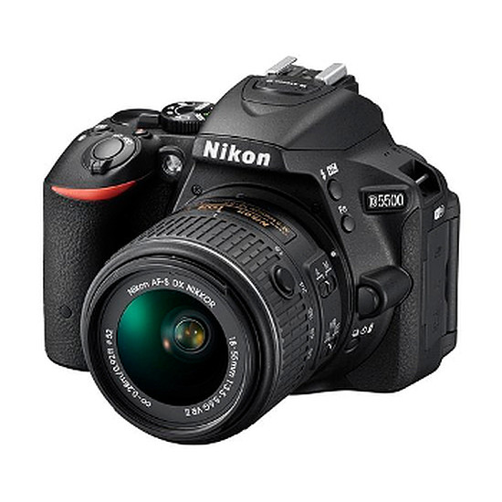 Appareil photo Reflex Nikon D5500 + AF-S DX 18-55 mm VR II