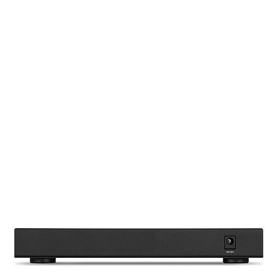 Switch et Commutateur Linksys LGS308 - Smart Switch 8 ports Gigabit - Autre vue