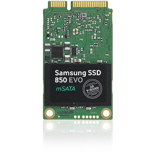 Disque SSD Samsung Serie 850 EVO mSATA - 500 Go