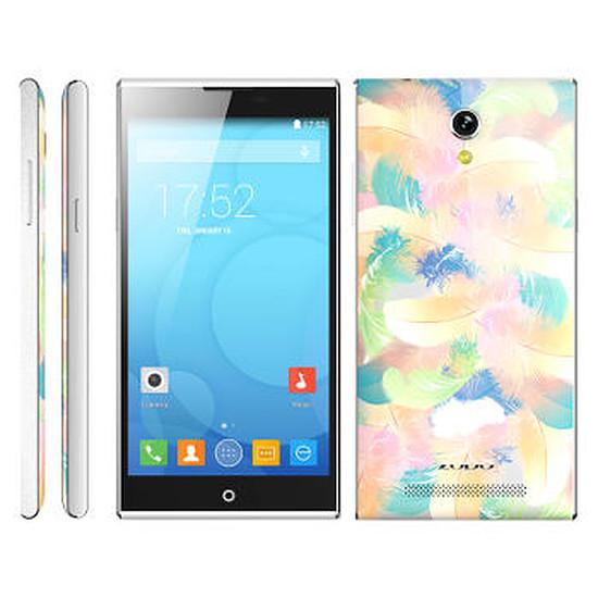 Smartphone et téléphone mobile Zopo ZP920 (blanc)