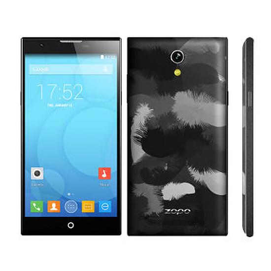 Smartphone et téléphone mobile Zopo ZP920 (noir)