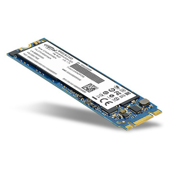 Disque SSD Crucial MX200 - 500 Go - M.2 Type 2280