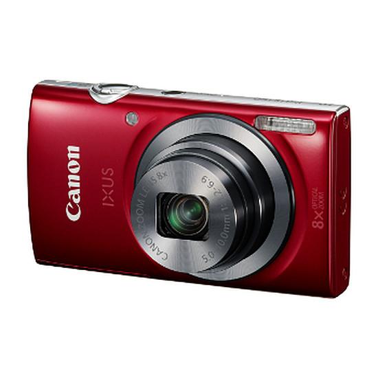 Appareil photo compact ou bridge Canon Ixus 160 Rouge