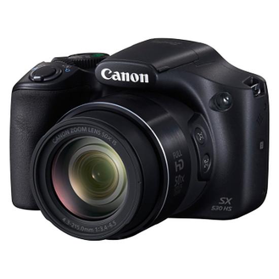 Appareil photo compact ou bridge Canon PowerShot SX530 HS