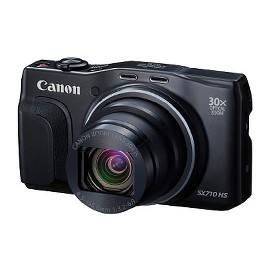 Appareil photo compact ou bridge Canon PowerShot SX710 HS Noir