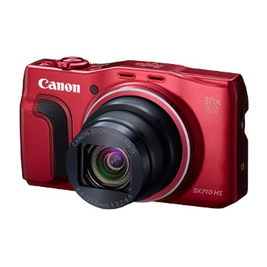 Appareil photo compact ou bridge Canon PowerShot SX710 HS Rouge