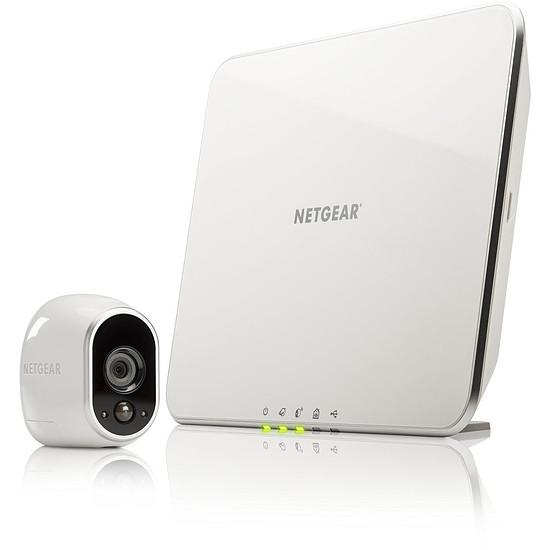 Caméra IP Arlo Starter Pack - VMS3130 (Pack de 1) - Autre vue