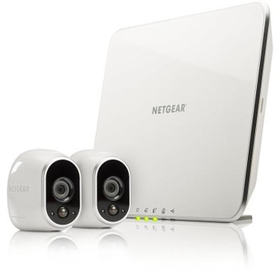 Caméra IP Arlo Starter Pack - VMS3230 (Pack de 2)