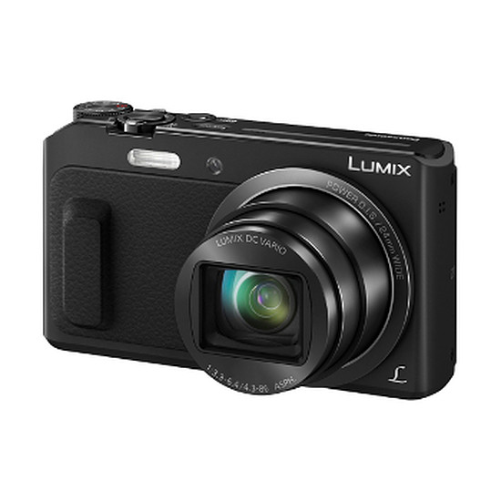 Appareil photo compact ou bridge Panasonic Lumix DMC-TZ57 Noir