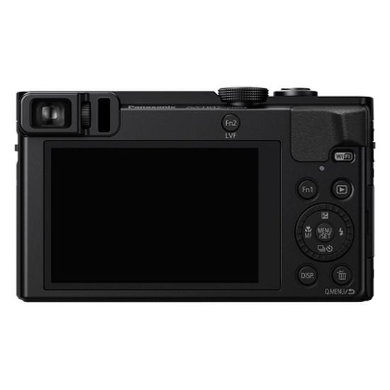 Appareil photo compact ou bridge Panasonic Lumix DMC-TZ70 Noir - Autre vue