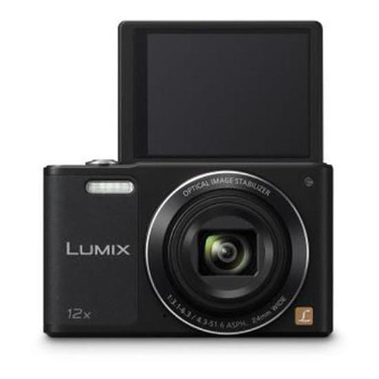 Appareil photo compact ou bridge Panasonic Lumix DMC-SZ10 Noir