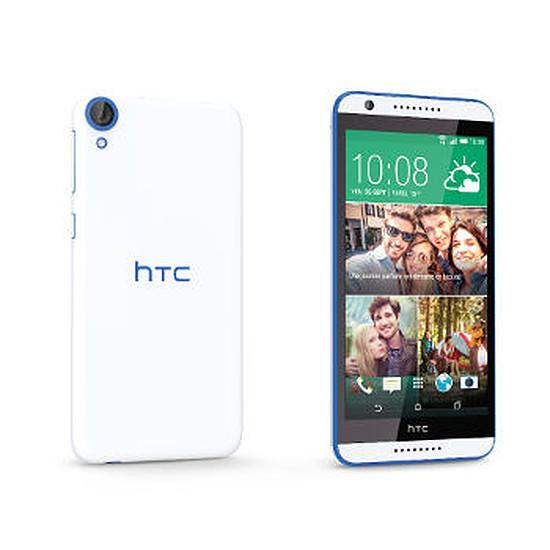 Smartphone et téléphone mobile HTC Desire 820 (blanc/bleu)