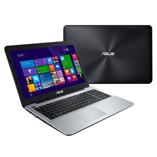 PC portable Asus R511LJ-XX324H - i3 - 4 Go - 1 To - GT 920M