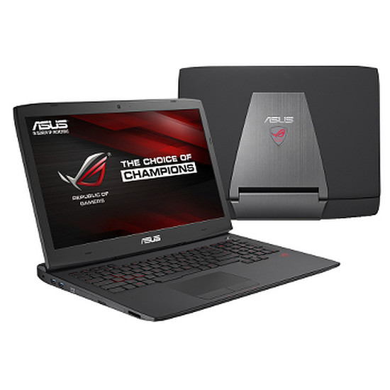 PC portable Asus ROG G751JY-T7248H - i7 - 32 Go - SSD - GTX 980M