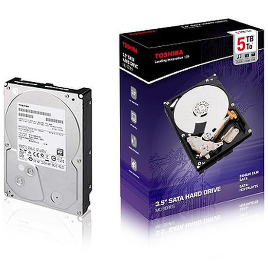 Disque dur interne Toshiba MD Series  - 5 To (PX3010E-1HQ0)