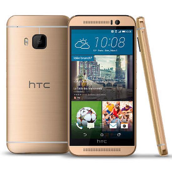 Smartphone et téléphone mobile HTC One M9 (or)