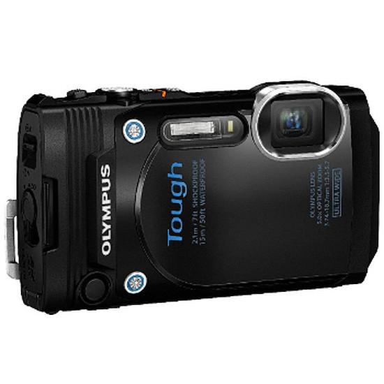 Appareil photo compact ou bridge Olympus Tough TG-860 Noir