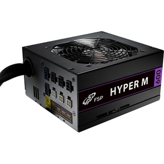 Alimentation PC FSP Fortron Hyper M 600