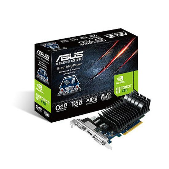 Carte graphique Asus GeForce GT 720 Passive - 1 Go
