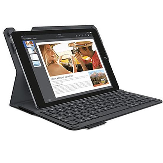 Accessoires tablette tactile Logitech Cover Clavier Type+ pour iPad Air 2