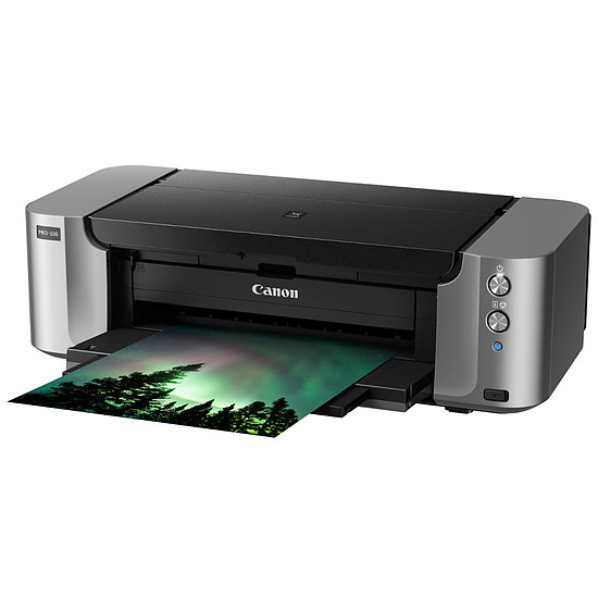Imprimante jet d'encre Canon PIXMA Pro-100S - Autre vue