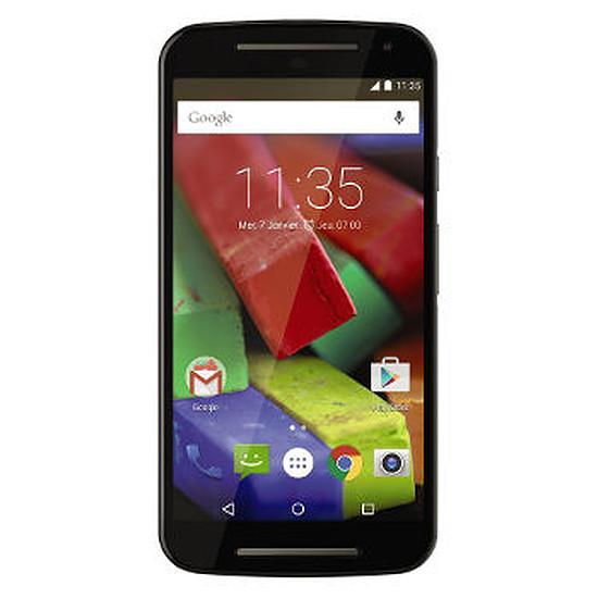 Smartphone et téléphone mobile Motorola Moto G - 4G LTE 2ème génération (noir)