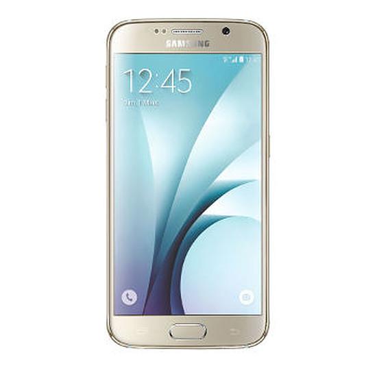 Smartphone et téléphone mobile Samsung Galaxy S6 (or) - 32 Go
