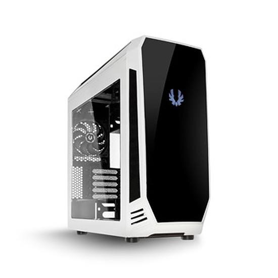 Boîtier PC BitFenix Aegis Micro-ATX - Blanc / Noir