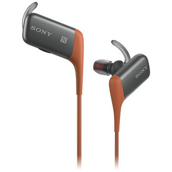 Casque Audio Sony Ecouteurs sport MDR-AS600BT Orange