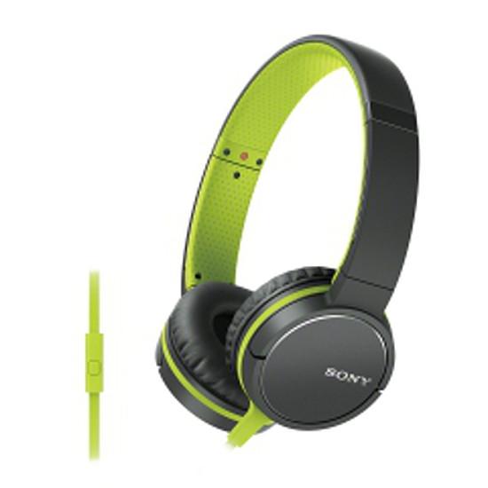 Casque Audio Sony MDR-ZX660 Vert