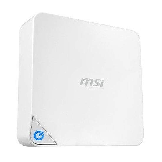 PC de bureau MSI Mini PC Cubi-016EU (Intel Celeron, 2 Go, Win 8.1)