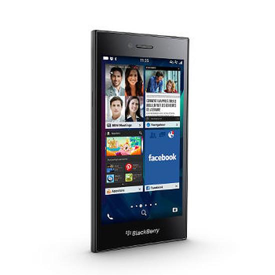 Smartphone et téléphone mobile BlackBerry Leap (noir)