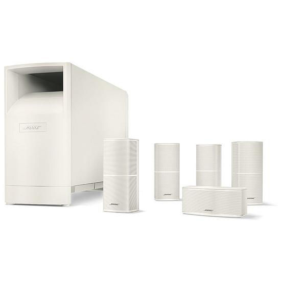 Enceintes HiFi / Home-Cinéma Bose Acoustimass 10 série V Blanc
