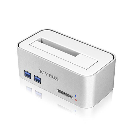 Dock pour disque dur Icy Box IB-111HCr-U3