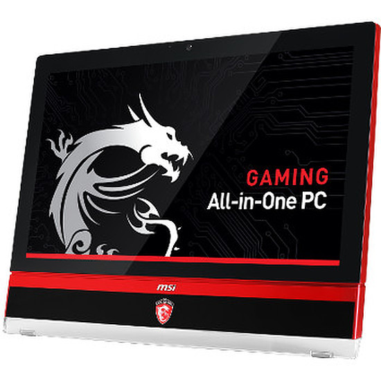 PC de bureau MSI PC tout-en-un Gaming - AG270 2QC 3K-002EU