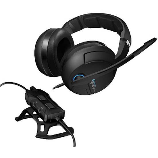 Casque micro Roccat Kave XTD 5.1 Analog