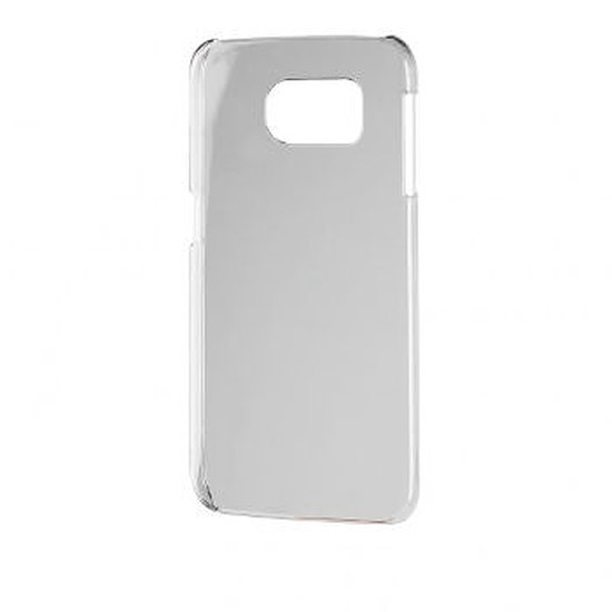 Coque et housse Xqisit Coque iPlate (transparente) - Samsung Galaxy S6