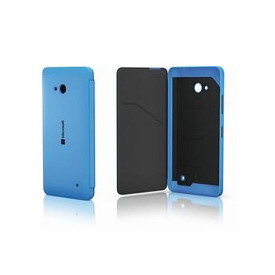 Coque et housse Microsoft Etui Folio (bleu) - Lumia 640