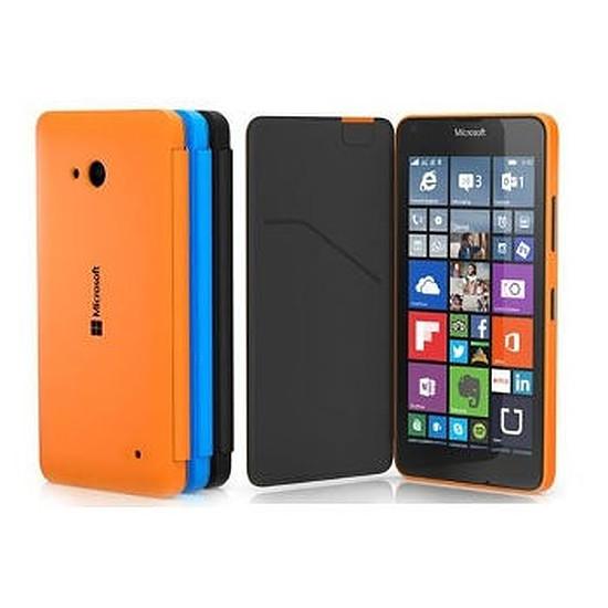 Coque et housse Microsoft Etui Folio (orange) - Lumia 640