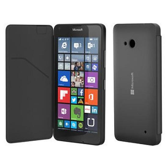 Coque et housse Microsoft Etui Folio (noir) - Lumia 640 XL