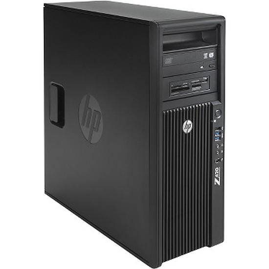 PC de bureau HP Z420 (WM641ET) Xeon E5 - 8 Go - 1 To - Win 7/8 Pro