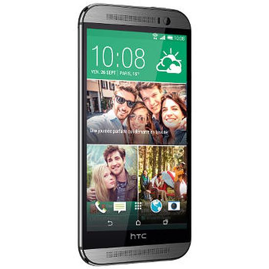 Smartphone et téléphone mobile HTC One M8s (gris acier)
