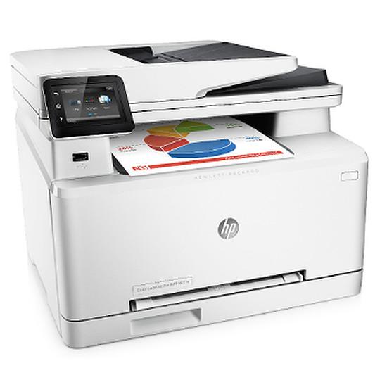 Imprimante multifonction HP LaserJet Pro M277n