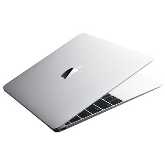 "PC portable Apple MacBook 12"" Retina 512Go SSD - Argent - MF865F/A"