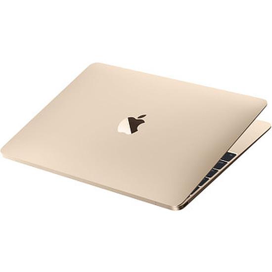 "PC portable Apple MacBook 12"" Retina 512Go SSD - Or - MK4N2F/A"