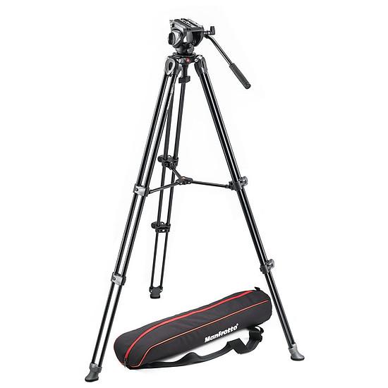 Trépied appareil photo Manfrotto MVK500AM + rotule ball 60