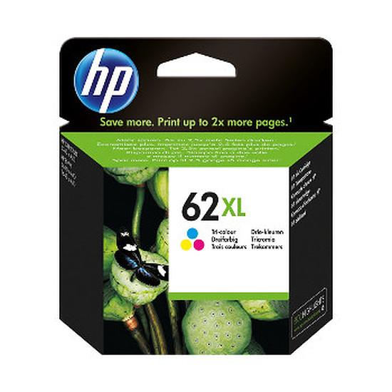 Cartouche imprimante HP Cartouche d'encre n°62XL (C2P07AE) - 3 Couleurs