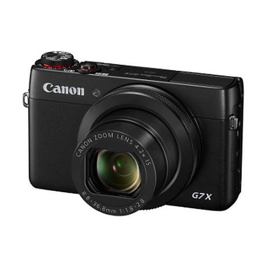 Appareil photo compact ou bridge Canon PowerShot G7X