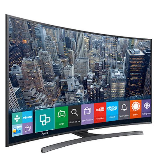 e253cccb03d Samsung UE55JU6570 TV LED Curve UHD 4K 140 cm - TV Samsung sur ...