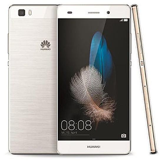 Smartphone et téléphone mobile Huawei P8 Lite (blanc)